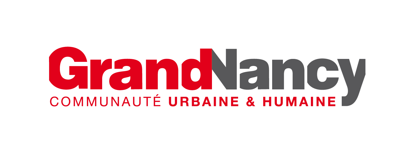 logo communaute urbaine grand nancy digilor communication tactile